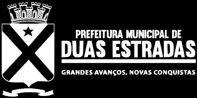 Logotipo de Duas Estradas