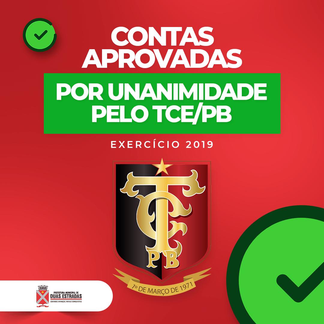Prefeita Joyce Renally tem contas de 2019 aprovadas por unanimidade, pelo TCE-PB