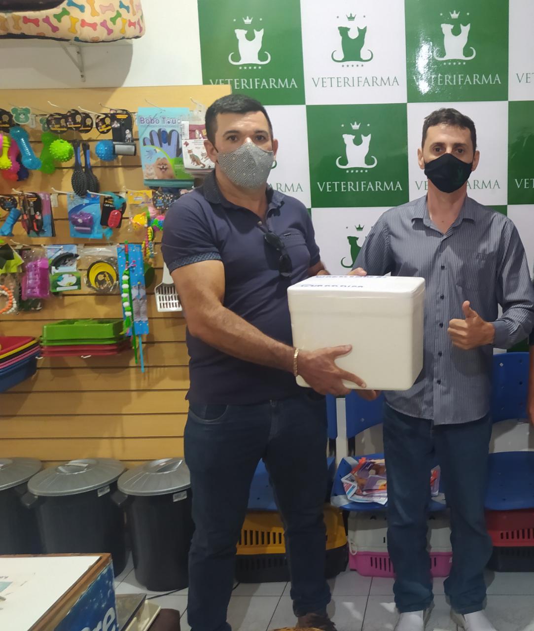 """Prefeitura de Duas Estradas fará doação de vacinas contra a """"Febre Aftosa"""" para pequenos produtores de rebanho"""