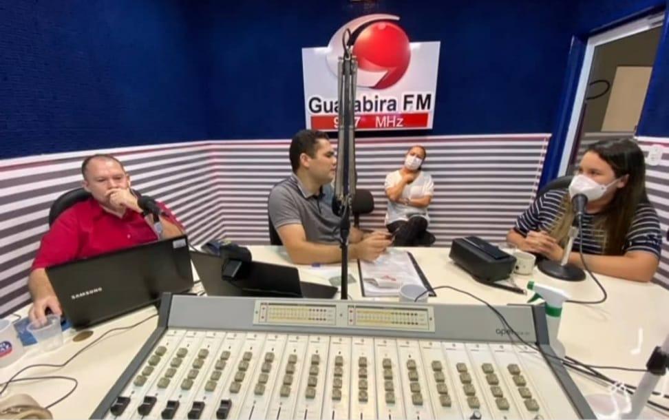 Prefeita de Duas Estradas destaca ações contra covid-19 e anuncia conquistas de recursos